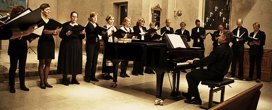 Körer och sånggrupper