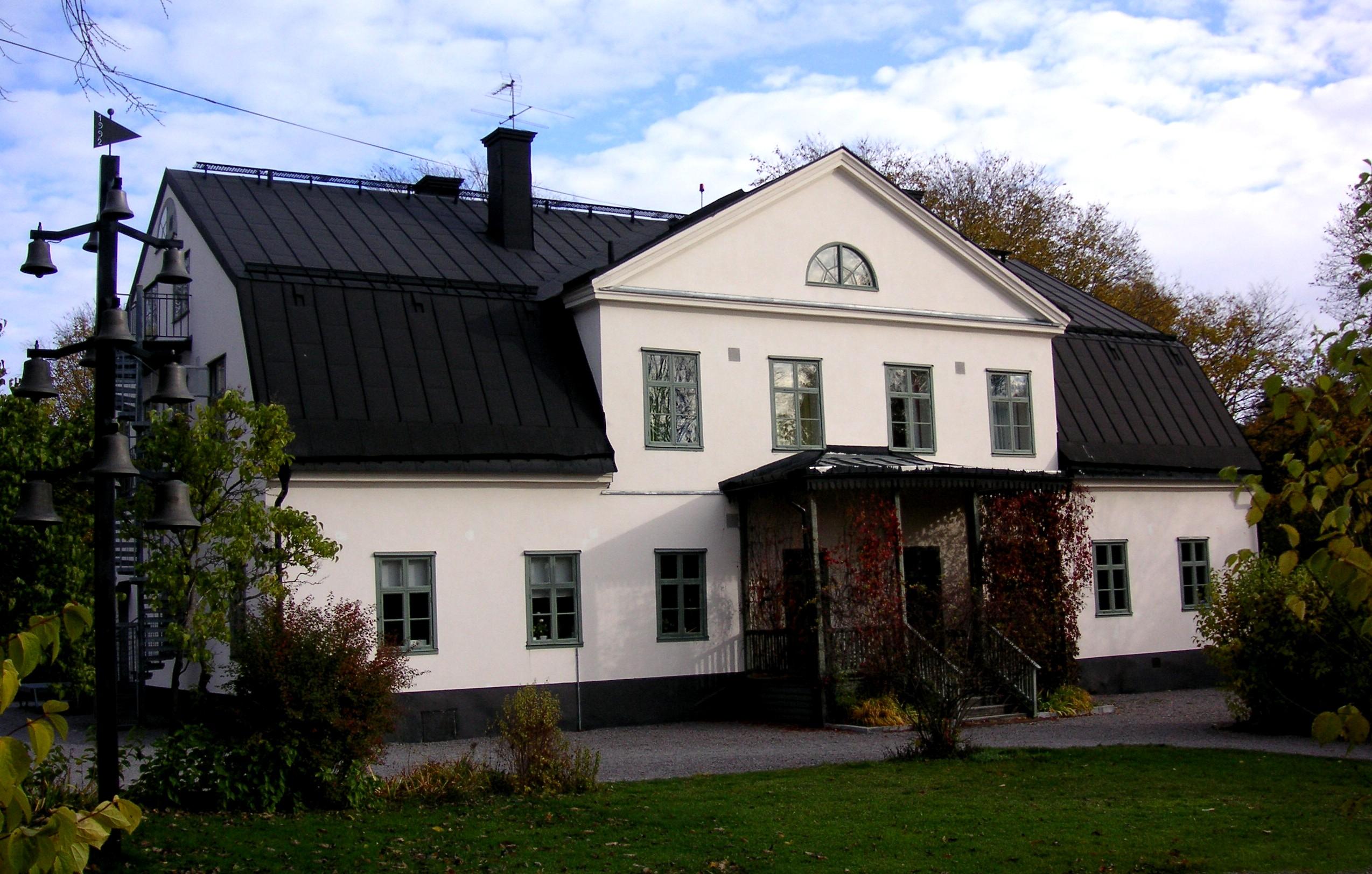 På Årsta gård levde Årstafrun från 1775 till sin död 1841.