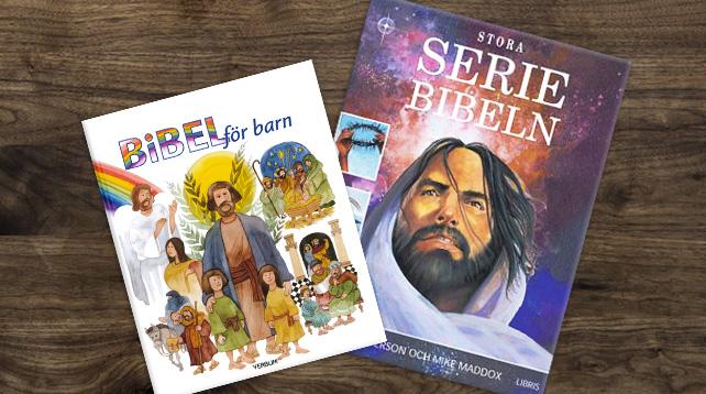 Biblar för barn
