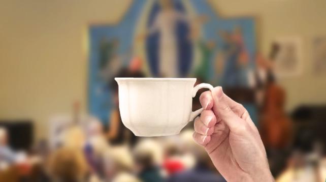 Brännkyrka Kafe - Fika och musik i Brännkyrka församlingshem