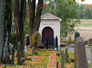Brännkyrka kyrkogård