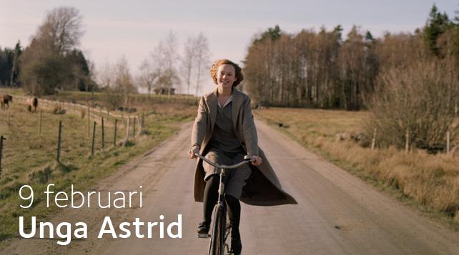 Eftermiddagsbio i Vårfrukyrkan, Fruängen - Unga Astrid