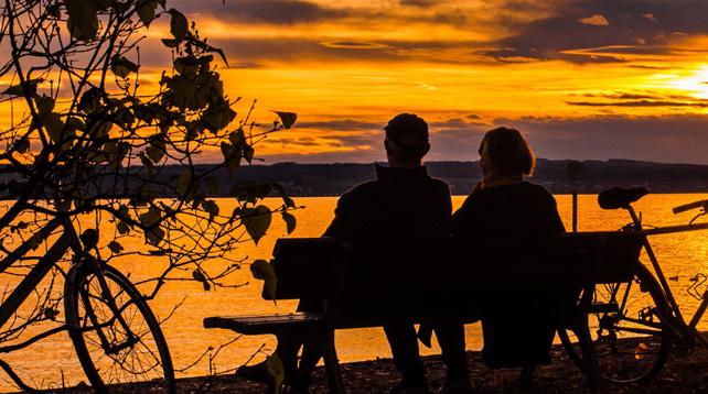Helgkurs: Friskvård för par