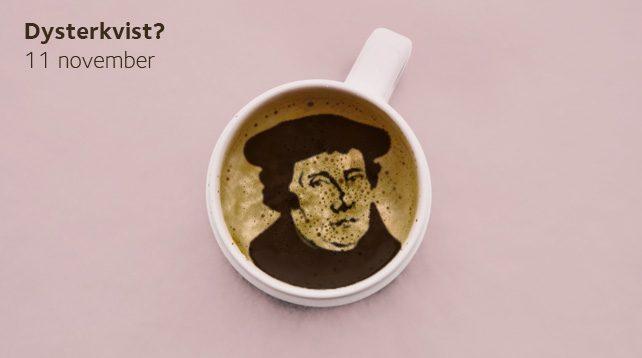Frukost med - Frukostcafé i Vårfrukyrkan, Fruängen om Martin Luther med anledning av reformationsjubileet