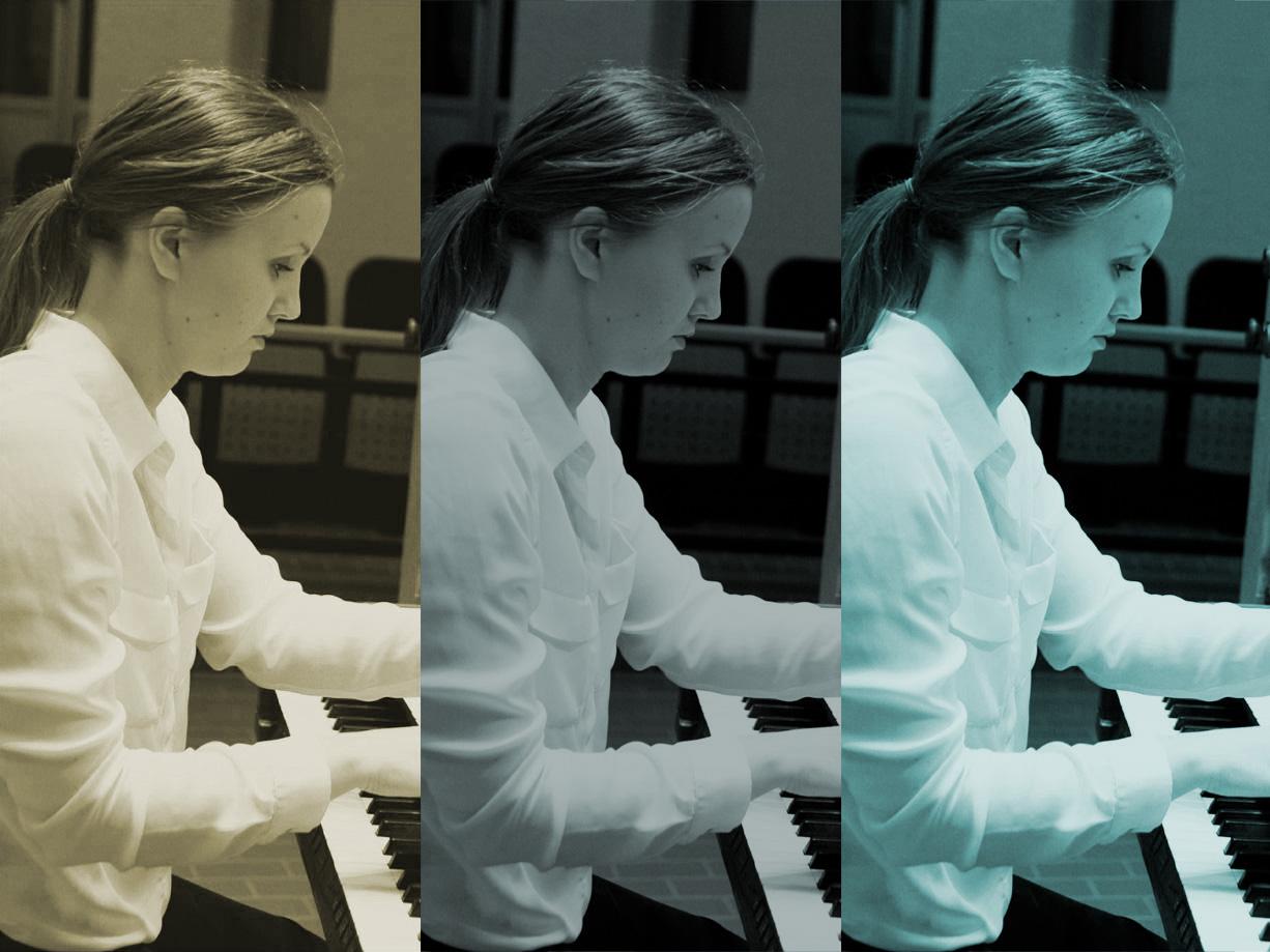 Helena Holmlund ger orgelkonsert
