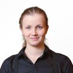 Helena Holmlund, organist