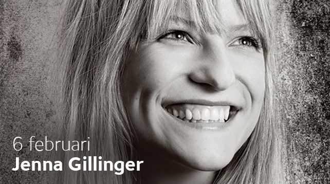 Jenna Gillinger gästar Brännkyrka Kafé