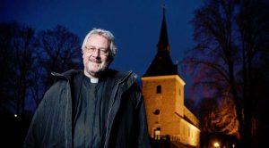 Magnus Hellström ny kyrkoherde i Brännkyrka församling - nyhet