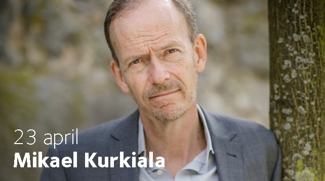 Mikael Kurkiala om När själen går i exil på Afton mellan himmel och jord i Vårfrukyrkan
