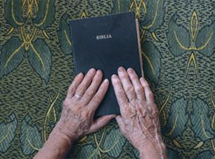 Min tro på äldre dar