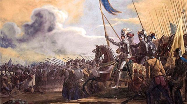 Slaget vid Brännkyrka 500 år