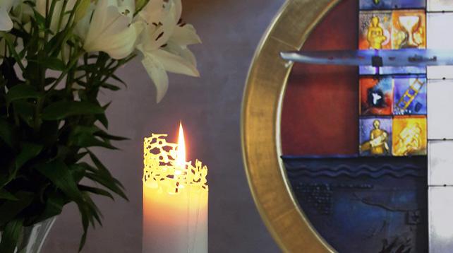 Stilla kväll i Brännkyrka kyrka 28 november