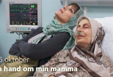 Ta hand om mamma - Iran 2017 - film i Vårfrukyrkan Fruängen