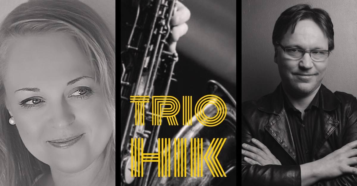 Trio HIK ger lunchkonsert i Vårfrukyrkan