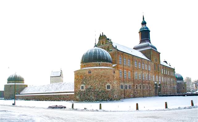 Vadstena slott - Foto av Tor Svensson - Följ med på en pilgrimsvandring i adventstid