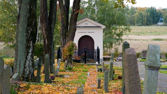 hitta graven stockholm