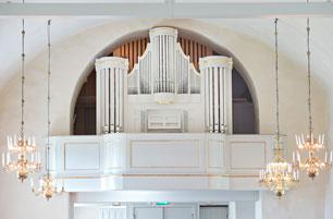 Om orgeln