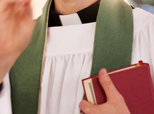 Vi söker präst