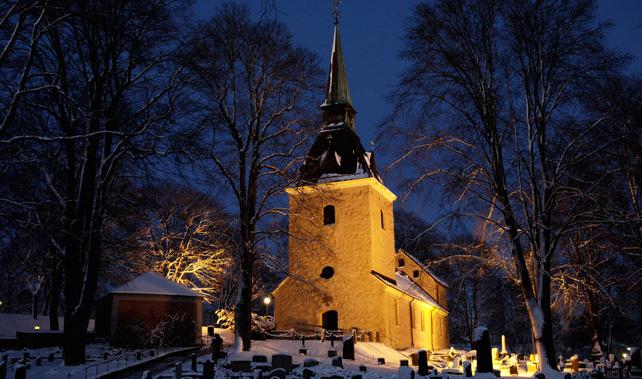 Jul i Brännkyrka